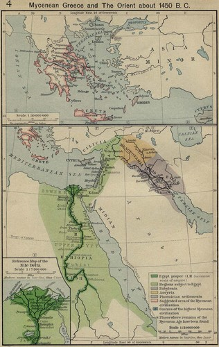 maps of greece and rome. Maps - Ancient Greece and Rome