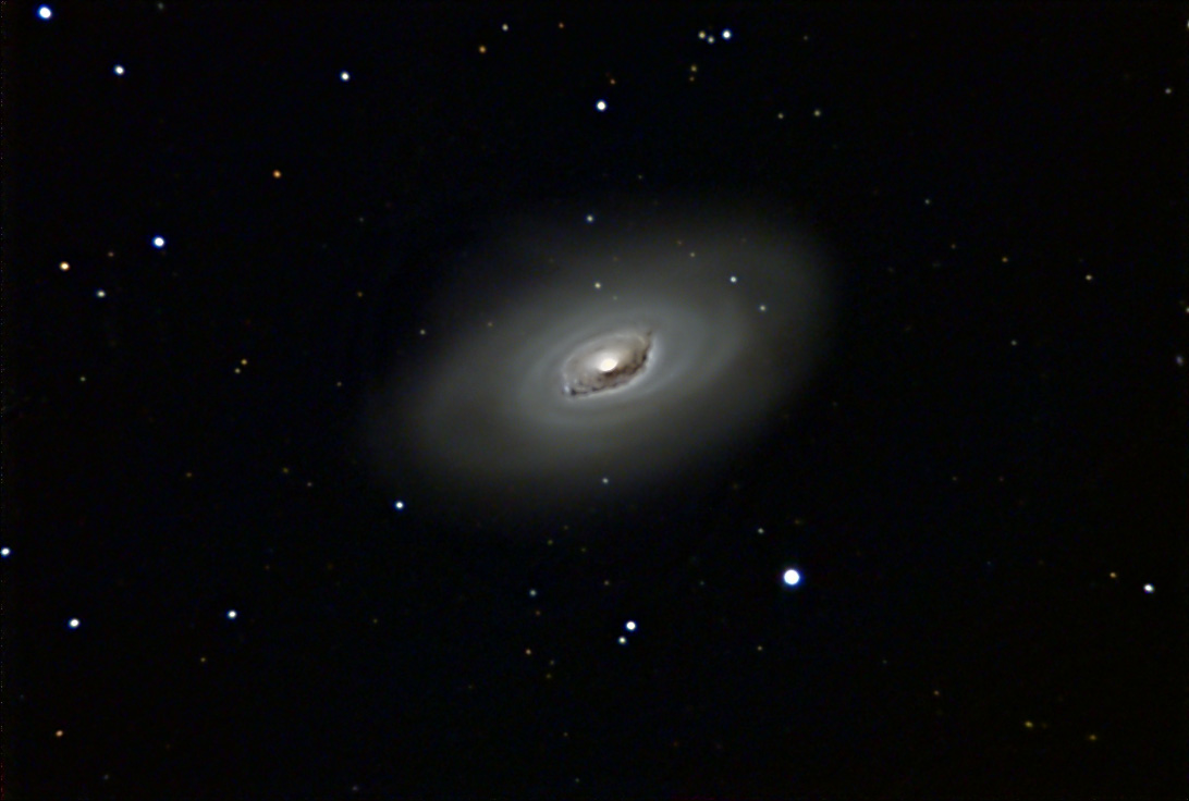 5 Star Auto >> M64 - Black Eye Galaxy - FLC Observatory